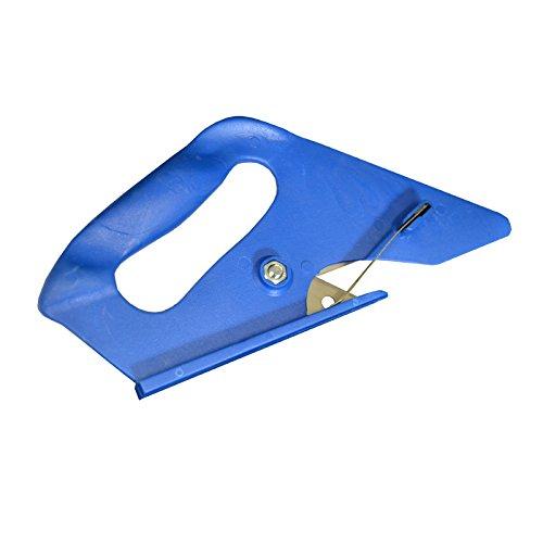 Teppichschneider - Teppichmesser - Streifenschneider mit austauschbarer Klinge - Auswahl: Teppichmesser 1408