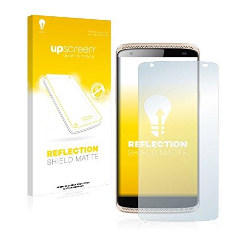 upscreen Entspiegelungs-Schutzfolie kompatibel mit ZTE Axon Mini – Anti-Reflex Bildschirmschutz-Folie Matt