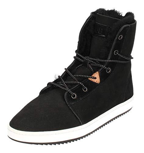 Hub Footwear Damen Booties Chess 2.0 S36 PELT Black, Größe:40 EU