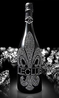 Le Club Vinos espumoso Swarovski |set de regalo | para las mujeres | alternativa a champán | lujo Cavas Champanes Prosecco