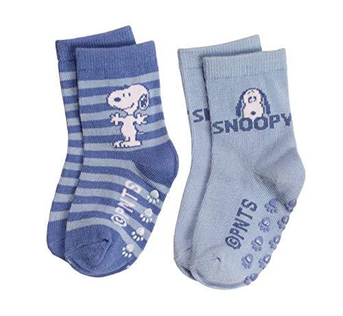 Baby Socken für Jungen Snoopy 2er Pack (86/92)