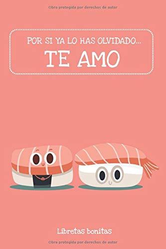 Libretas bonitas: Regalo romántico para mi novio novia pareja niñas mujer hombre. Ideal para san valentín, día de los enamorados, Sant Jordi, ... rayas para la escuela, universidad, trabajo.
