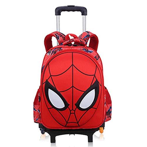 weyb Trolley Schoolbag 3D Sac à Dos école Primaire...
