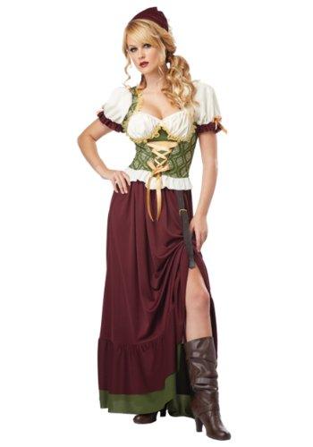 Renaissance Wench Costume X-Large
