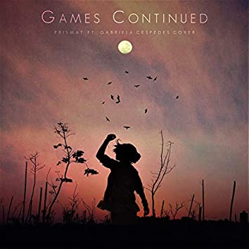 Games Continued (Cover)