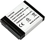 Empire quality replacement battery for GoPro Hero, AHDBT-001, HD Hero 1100mAh