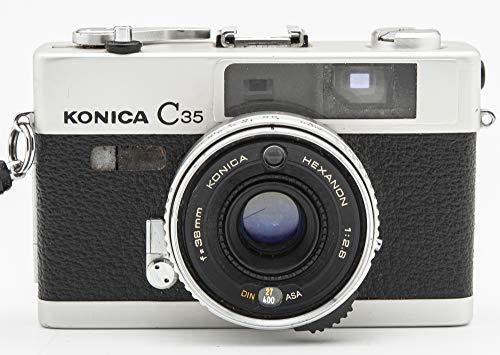 KONICA C35 V con Hexanon 38mm f2,8