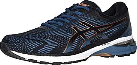ASICS Men's GT-2000 8 Running Shoes, 11, Grand Shark/Black