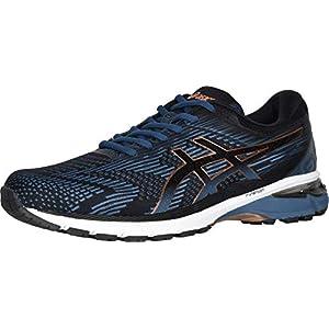 ASICS Men's GT-2000 8 Running Shoes, 9.5, Grand Shark/Black