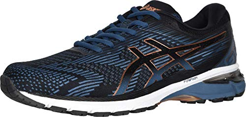 ASICS Men's GT-2000 8 Running Shoes, 11M, Grand Shark/Black