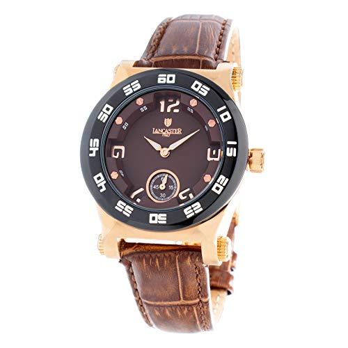 Lancaster Watch ola0347l-rg-mr-mr