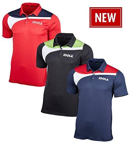 Joola Shirt Padova (navy-rot, 3XL)