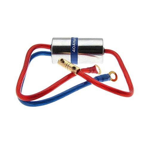Entstörfilter 12V/ 40A gegen Störgeräusche (Low-Level-Filter)