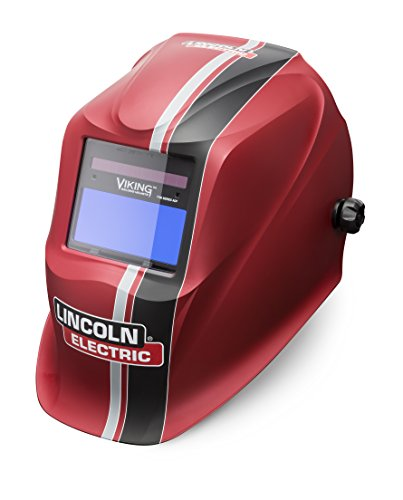 Lincoln Electric K3495-2 Viking 1740 Auto Darkening Welding Helmet, ReCode