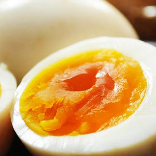 半熟 燻製卵 スモッち バラ 10個