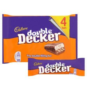Original Cadbury Double Decker Pack Imported From the UK England