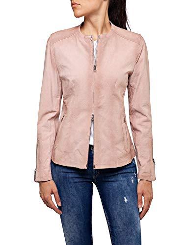 REPLAY Women's Waxed Nubuck Jacket