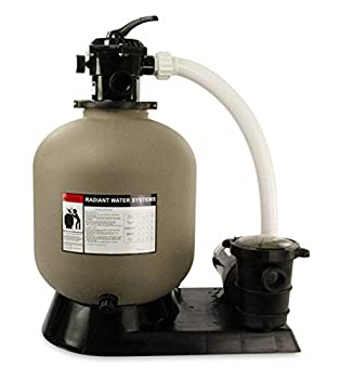 Rx Clear Radiant Complete Sand Filter System for Above Ground Swimming Pool Review
