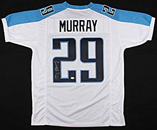 Demarco Murray Autographed Signed Memorabilia Tennessee Titans Jersey - JSA Authentic