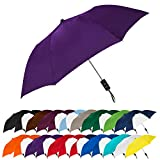 STROMBERGBRAND UMBRELLAS Spectrum Popular Style 15' Automatic Open Umbrella Light Weight Travel Folding Umbrella for Men...