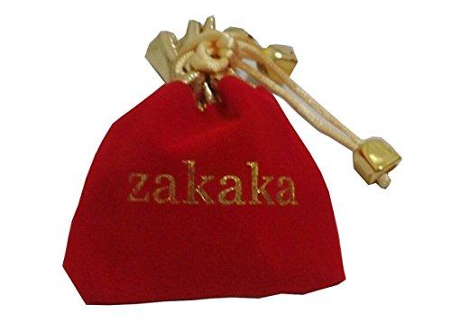 『ZAKAKA 指輪 メンズ リング ファッション アクセサリー (銀色, 24)』のトップ画像