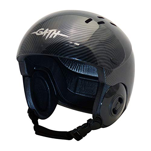 Gath Gedi Helmet with Peak - Carbon - L