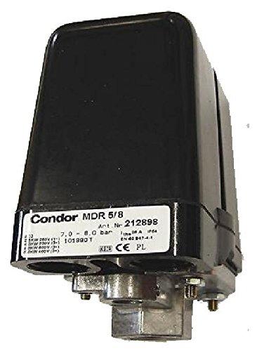 Condor Pressure Druckschalter MDR 5/5#212850 Druckschalter 4014502212850