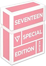 SEVENTEEN - [ VERY NICE ] LOVE & LETTER 1st Repackage Special Album 1 CD+2 DVD+292p Photo Book+3p Photo Card+2p Sticker K-POP Sealed
