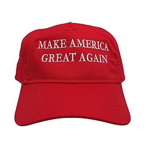 Krause & Sohn Make America Great Again Cap Donald Trump Mottoparty Amerika President Fasching Politiker (Basecap)
