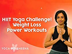 HIIT Yoga Challenge Prime Video