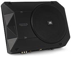 JBL BassPro SL 8-inch 125W RMS Powered Under-Seat Compact Subwoofer Enclosure System (Black),JBL,K951094,JBL BassPro speaker,JBL speaker,speaker JBL K951094