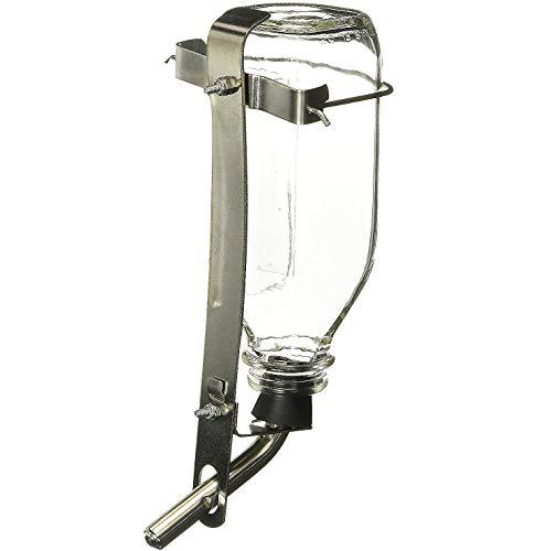 Lixit Botella de Agua de Vidrio para Mascotas, 32 onzas