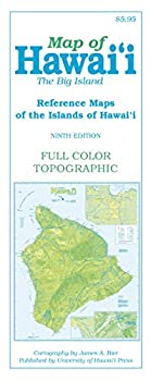 Map of Hawai'i  The Big Island  Reference Maps of the Islands of Hawai'i