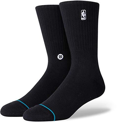 Stance Unisex Logoman St Socken, Black, M, A558A20LOG
