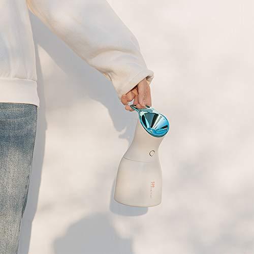 GENG Mini Deodorante per generatore di ozono Anti-brucia a Secco Tre in Un umidificatore Home Office Grande capacità Silenzioso umidificatore Diffusore atomizzatore con interfaccia USB (Color : Blue)