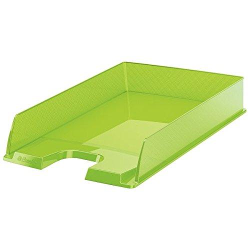 ESSELTE EUROPOST vaschetta portacorrispondenza - Verde traslucido - 623597