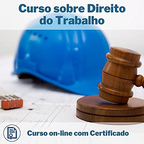 Curso Online em videoaula sobre Direito do trabalho com Certificado + 2 brindes
