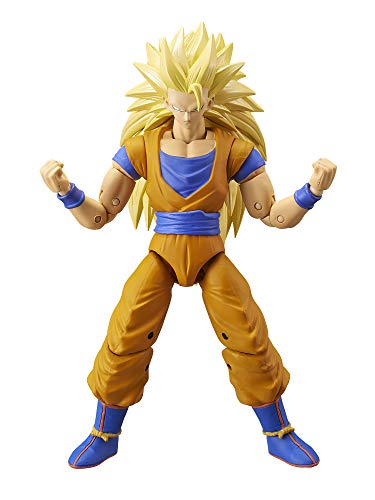 Dragon Ball Super - GOKU S.S. 3 Figura de acción Deluxe (Bandai 36184)
