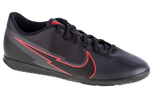 Nike Mercurial Vapor 13 Club IC AT7997-060 - Zapatillas para hombre, color negro y rojo, color Negro, talla 41 EU