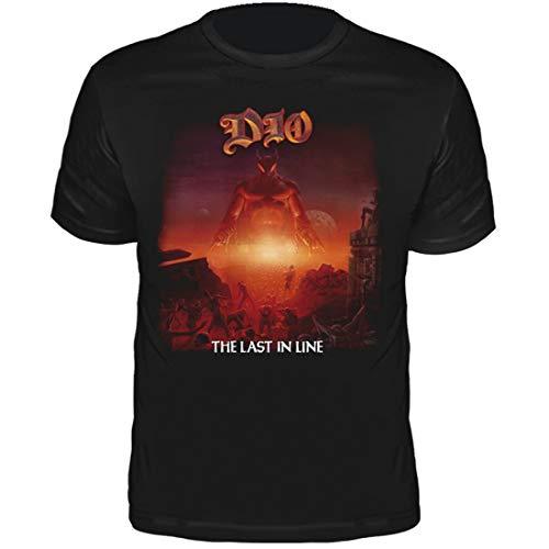 Camiseta Dio The Last in Line