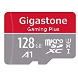 Gigastone 128GB Micro SD Card, Gaming Plus, Nintendo Switch Compatible, High Speed 100MB/s, 4K Video...