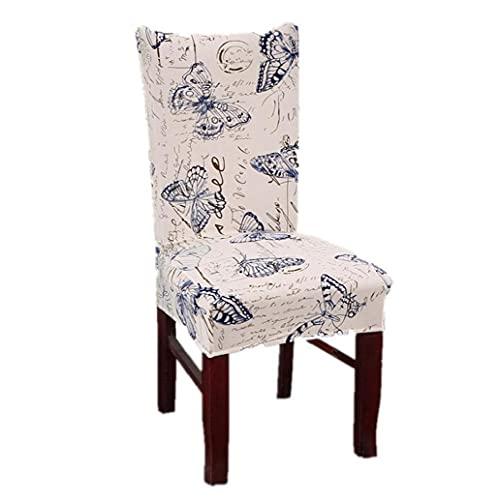 NIDONE Fundas para sillas, Retro Paisley impresión Moderna de Comedor Muebles Protector