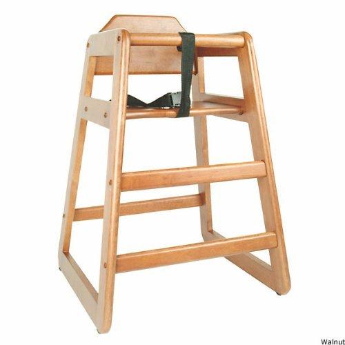 Children's Commercial Wooden High Chair