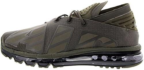 Nike Air Max Flair SE Running schuhe, Cargo Khaki Sequoia, 11