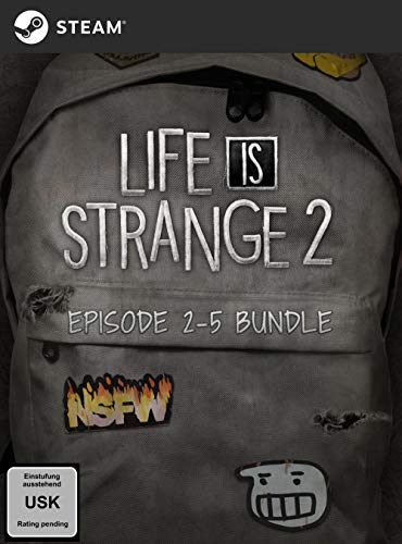 Life is Strange 2 - Season Pass (Episode 2-5)  | PC Download - Steam Code