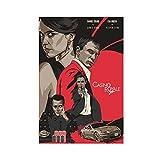 James Bond 007 Casino Royale Movie Cool Cover Leinwand