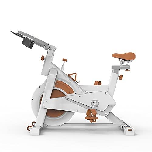 Hervorragendes Trainingsgerät Für Heimräder, Büro- Und Heimbenchräder, Senioren Und Sportler, Verstellbare Widerstandstrainer, Heimtrainer, Heimtrainer (Color : Orange)