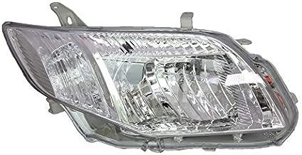 Headlight Right fits TOYOTA COROLLA AXIO/FIELDER #ZE14 2006 2007 2008 2009 2010 2011 2012 Headlamp Right