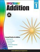 Addition, Grade 1 (Spectrum)