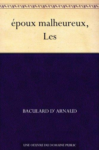 Couverture du livre époux malheureux, Les